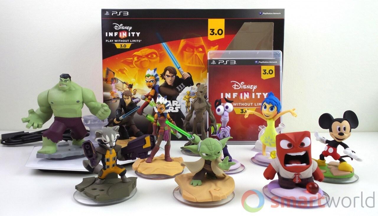 Disney Infinity 3.0 Copertina Final