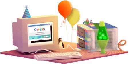 Google 17 anni