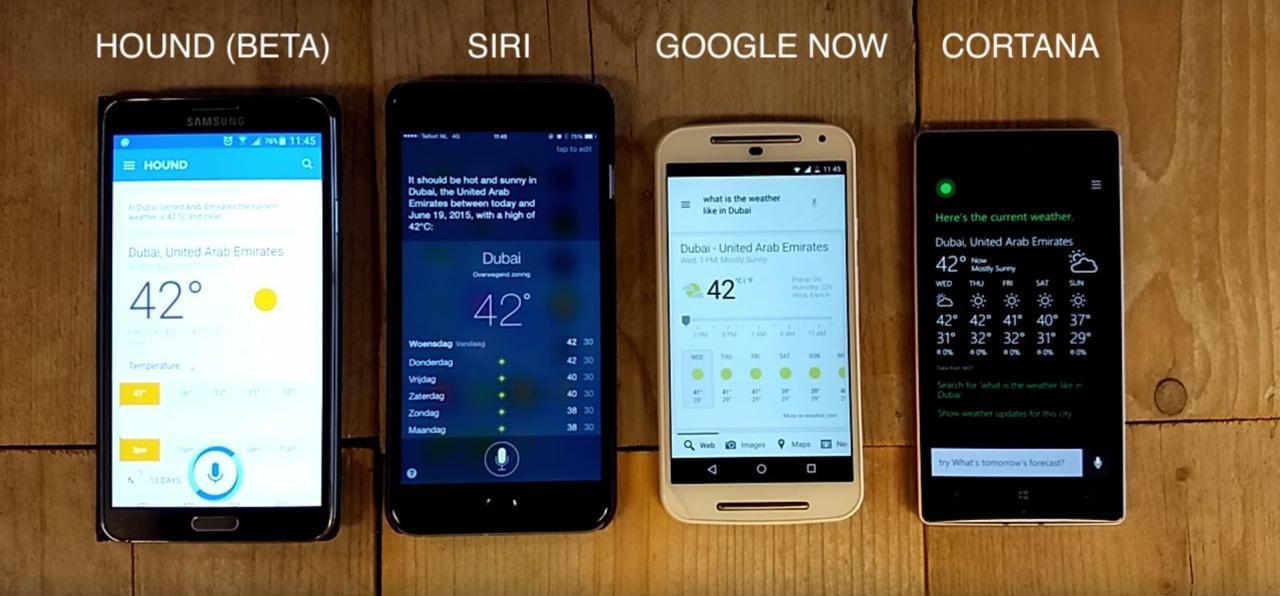 Hound-vs-Siri-vs-Google-Now-vs-Cortana