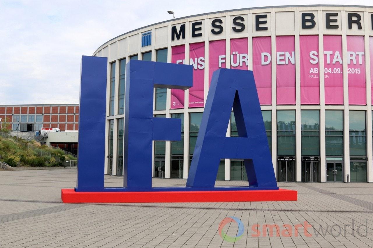 Tutte le info utili per partecipare ad IFA Berlino 2016