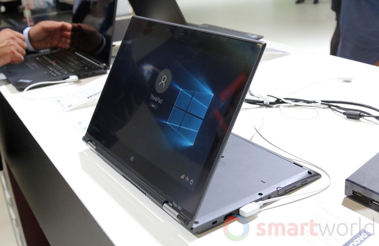 Lenovo Thinkpad Yoga - 8