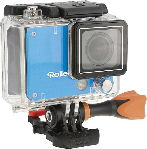"""Actioncam 420: il """"4K"""" per 200€, secondo Rollei"""