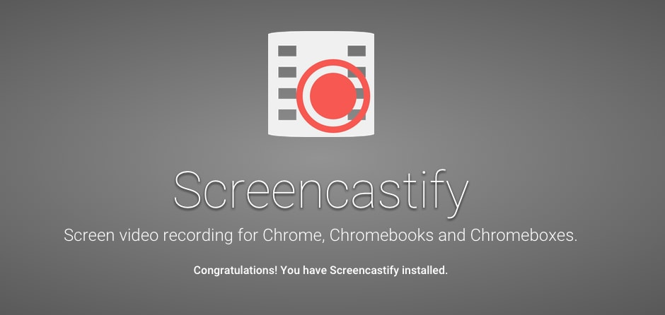Screencastify estensione Google Chrome_1