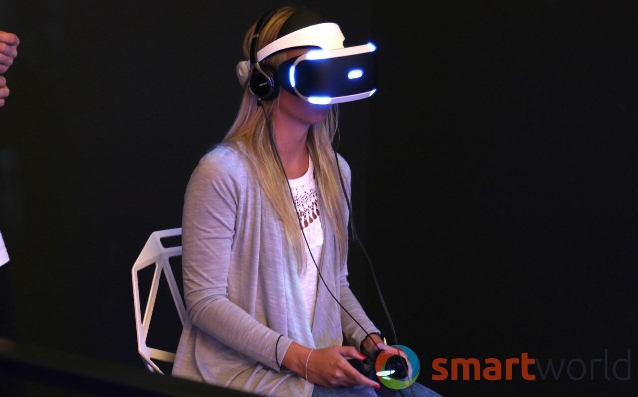 PlayStation VR è ancora lontano, secondo il CEO di GameStop