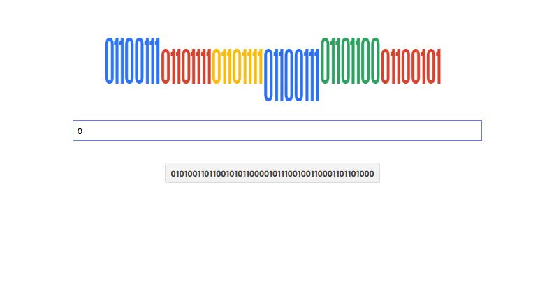 anatomia google binario codice