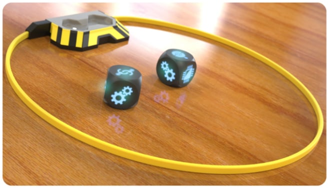 boogie dice dadi