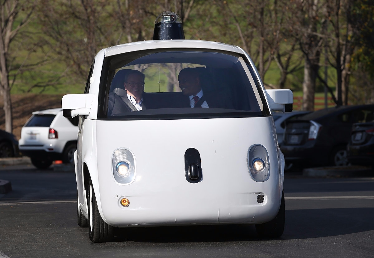 google auto guida autonoma ceo