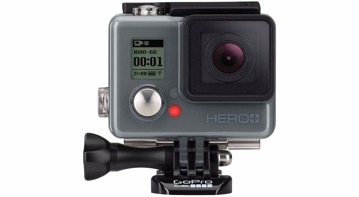 GoPro Hero+: l'action cam economica diventa wireless