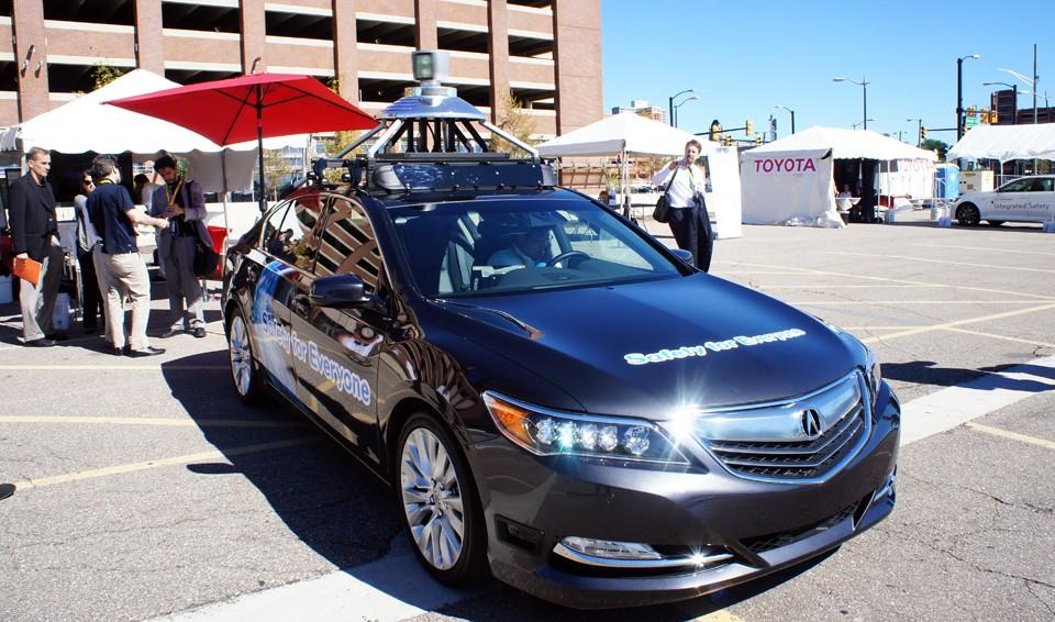 Anche le auto a guida autonoma di Honda arrivano sulle strade