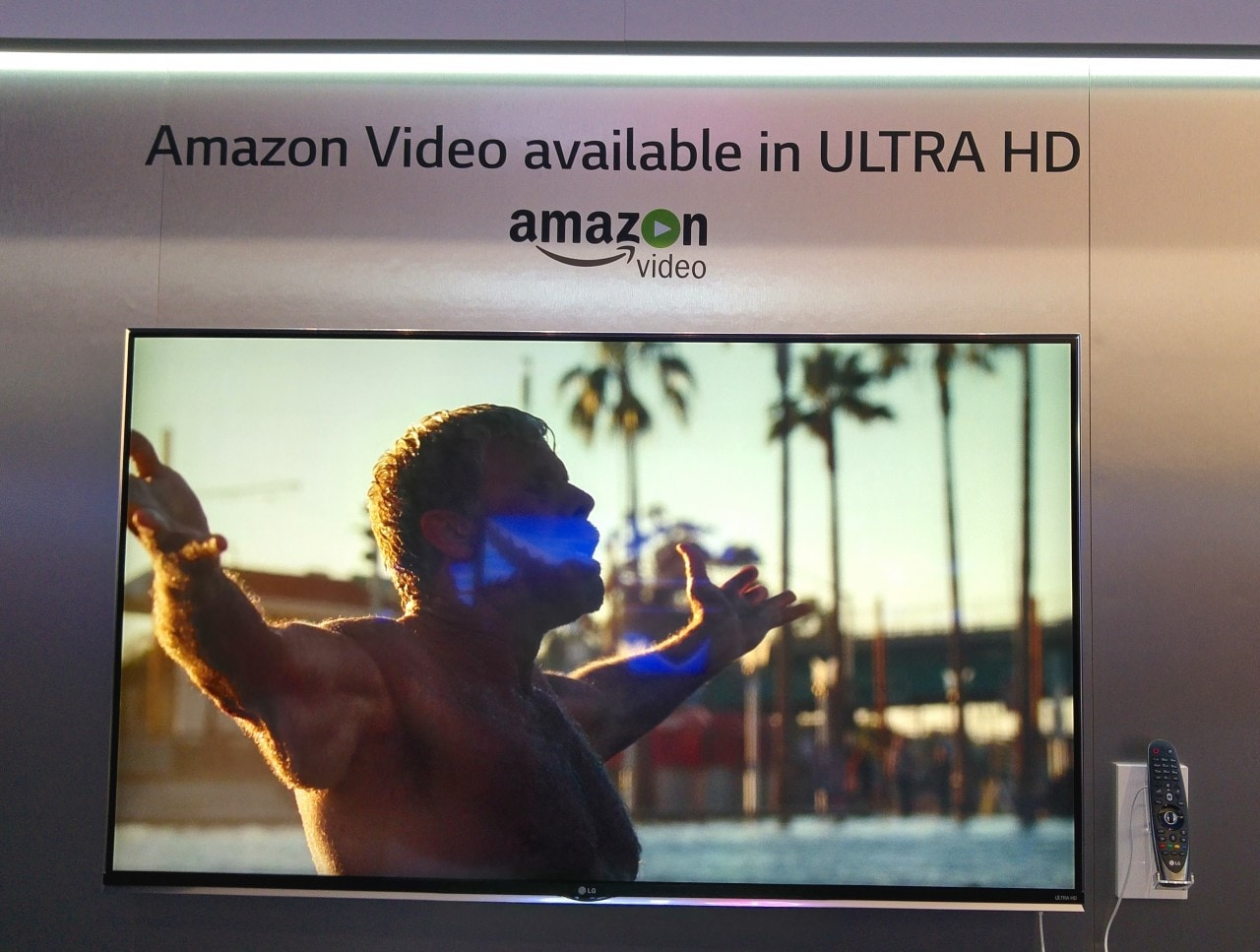 LG ed Amazon insieme per lo streaming HDR sui TV WebOS