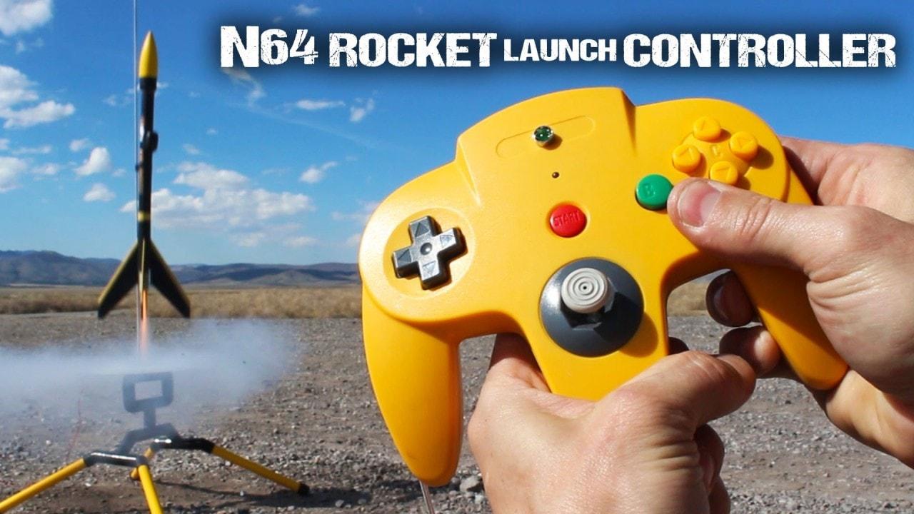 n64 controller razzo
