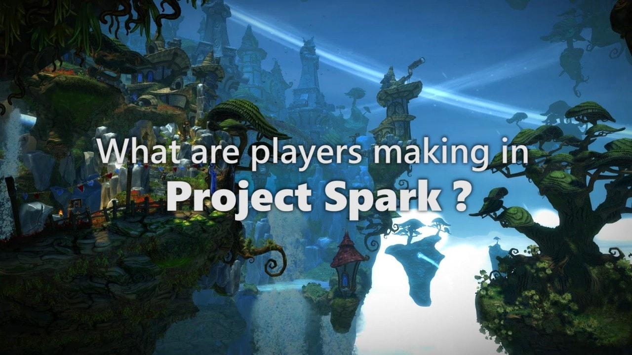 project spark gratuito