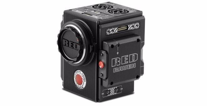 red raven camera