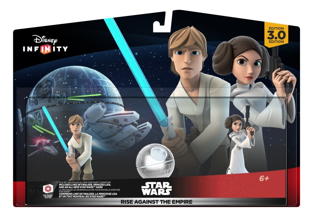 Disney Infinity 3.0 Star Wars Rise Against the Empire – 2