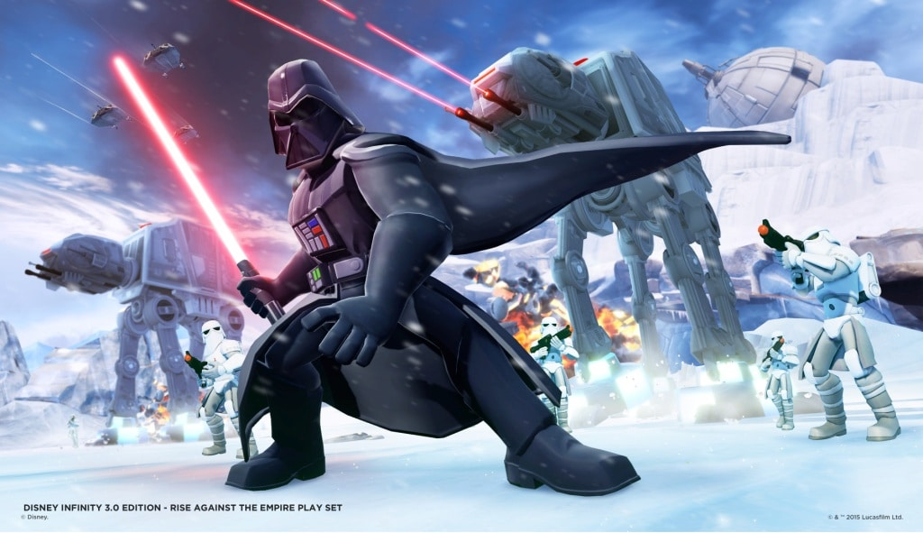 Disney Infinity 3.0 Star Wars Rise Against the Empire - 4