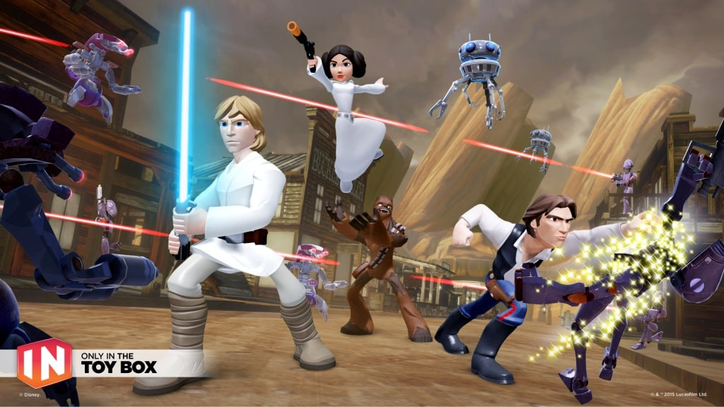 Disney Infinity 3.0 Star Wars Rise Against the Empire – 6