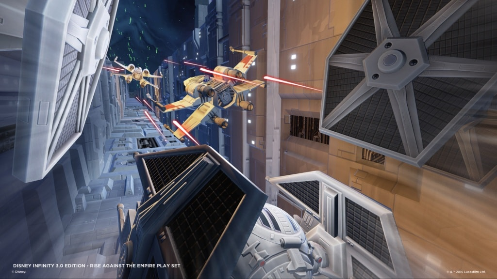 Disney Infinity 3.0 Star Wars Rise Against the Empire - 8