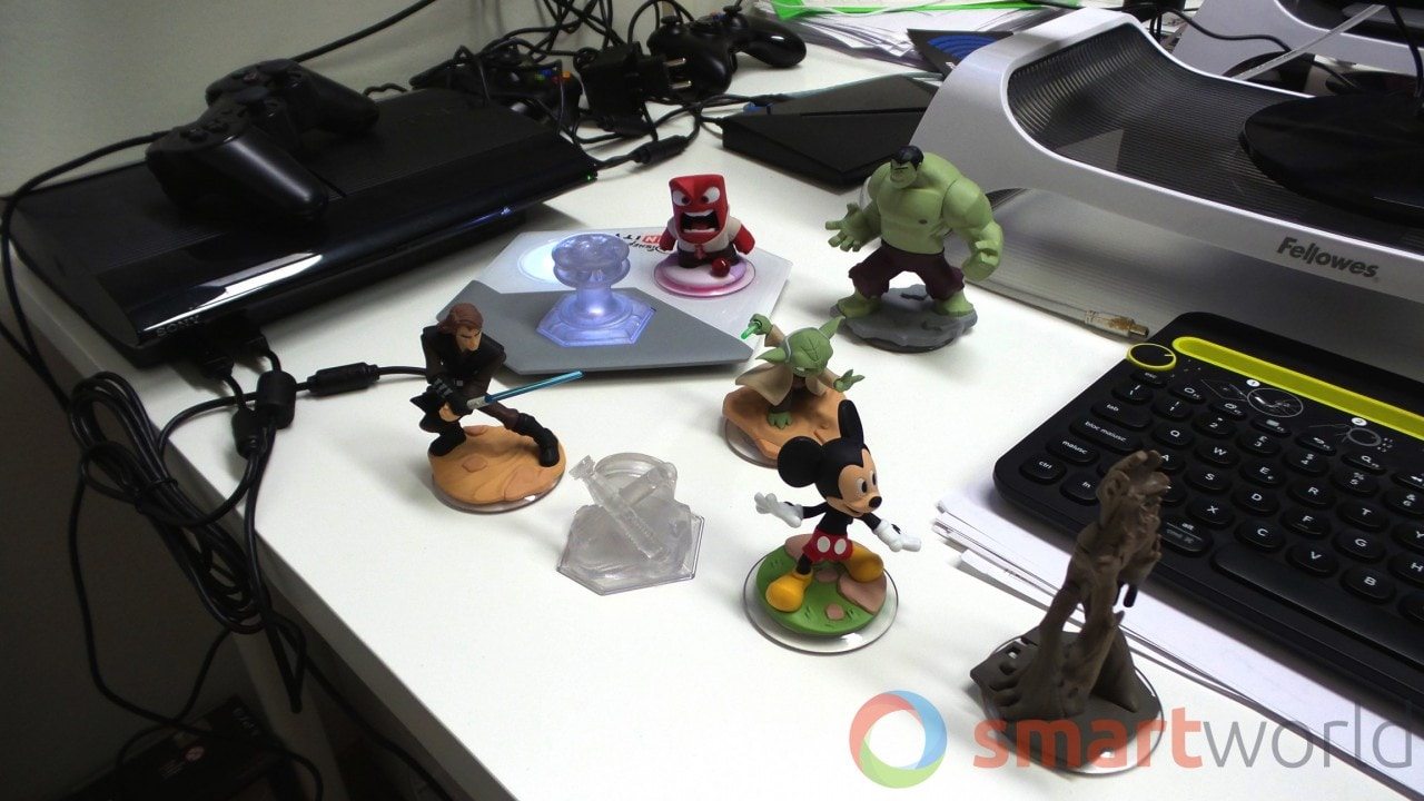 Disney Infinity 3.0 USB Base - 1