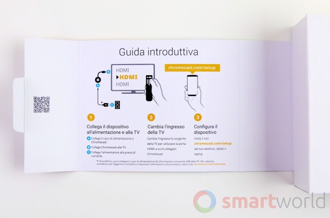 Google Chromecast (2015) - 2