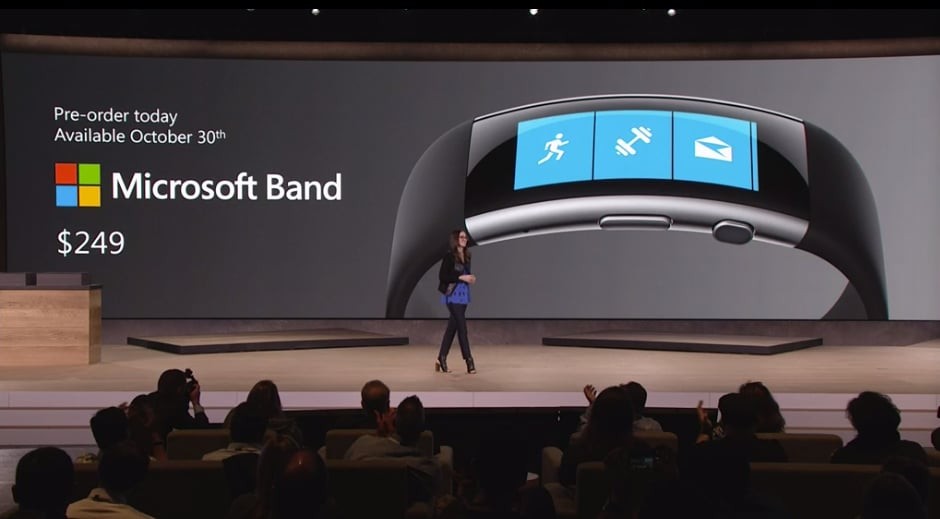 Microsoft Band (2015) - 13