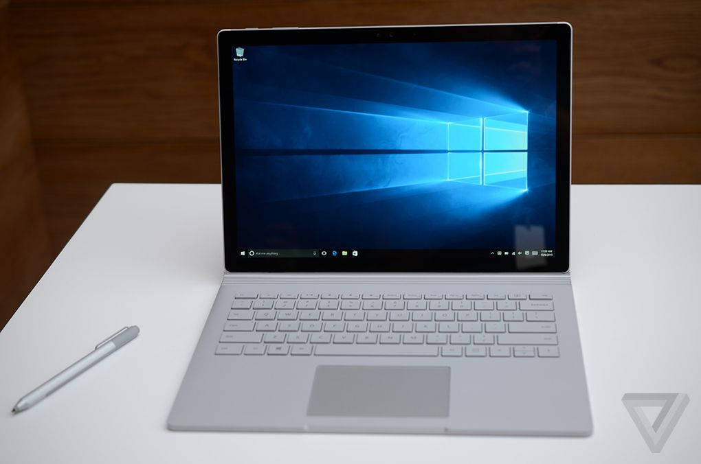 Microsoft Surface Book Hands-on - 1