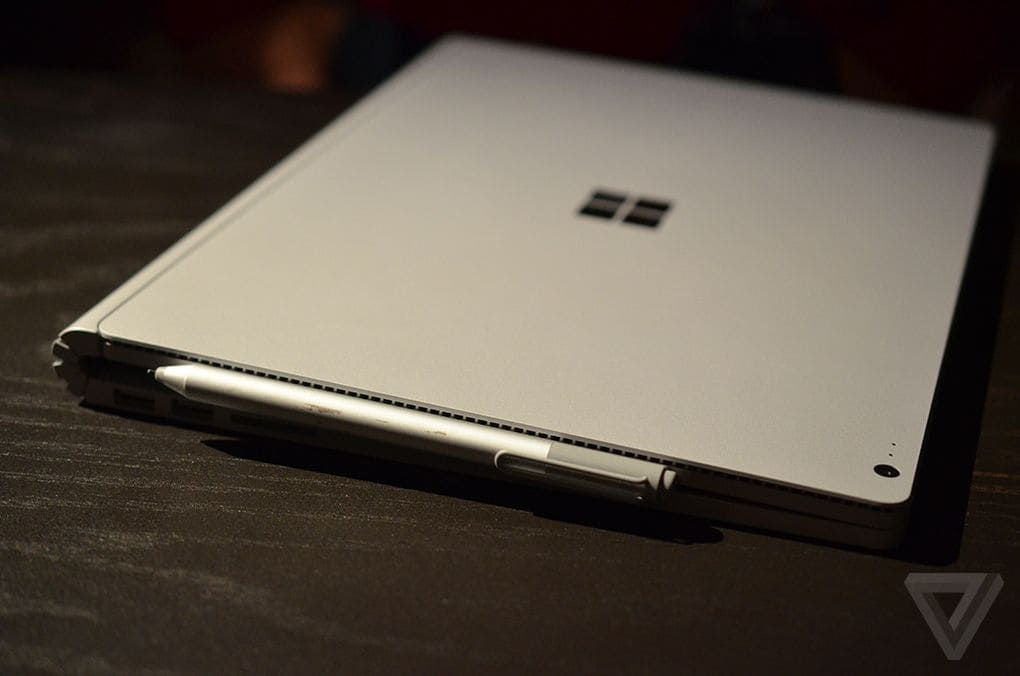Microsoft Surface Book Hands-on - 18