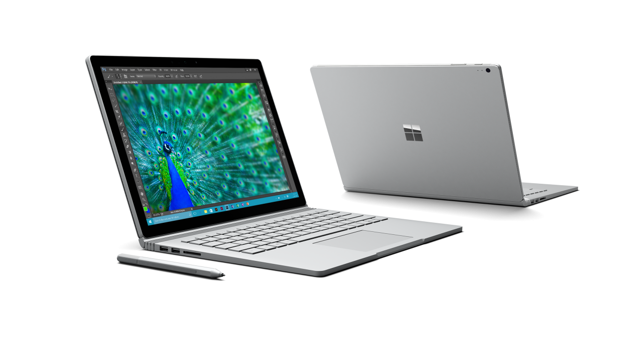 Microsoft Surface Book - nuovi render - 3