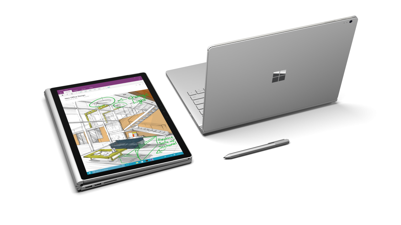 Microsoft Surface Book - nuovi render - 4
