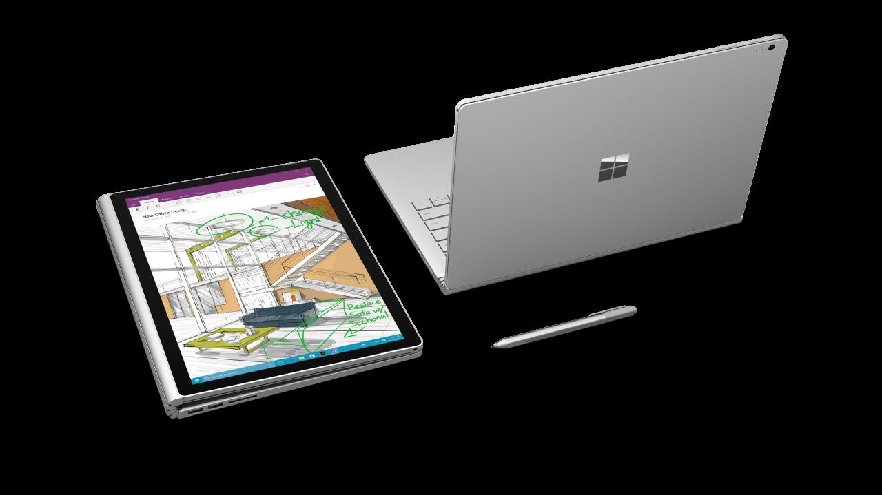 Microsoft pubblica tre nuove pubblicità per Surface Book (video)