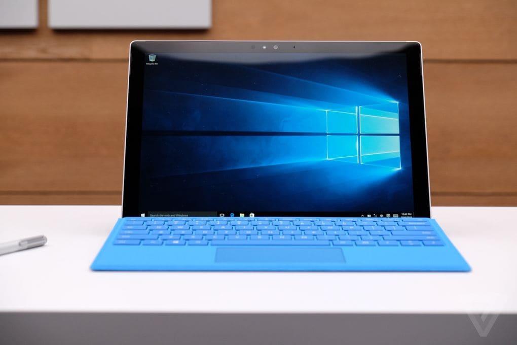 Microsoft Surface Pro 4 - 25