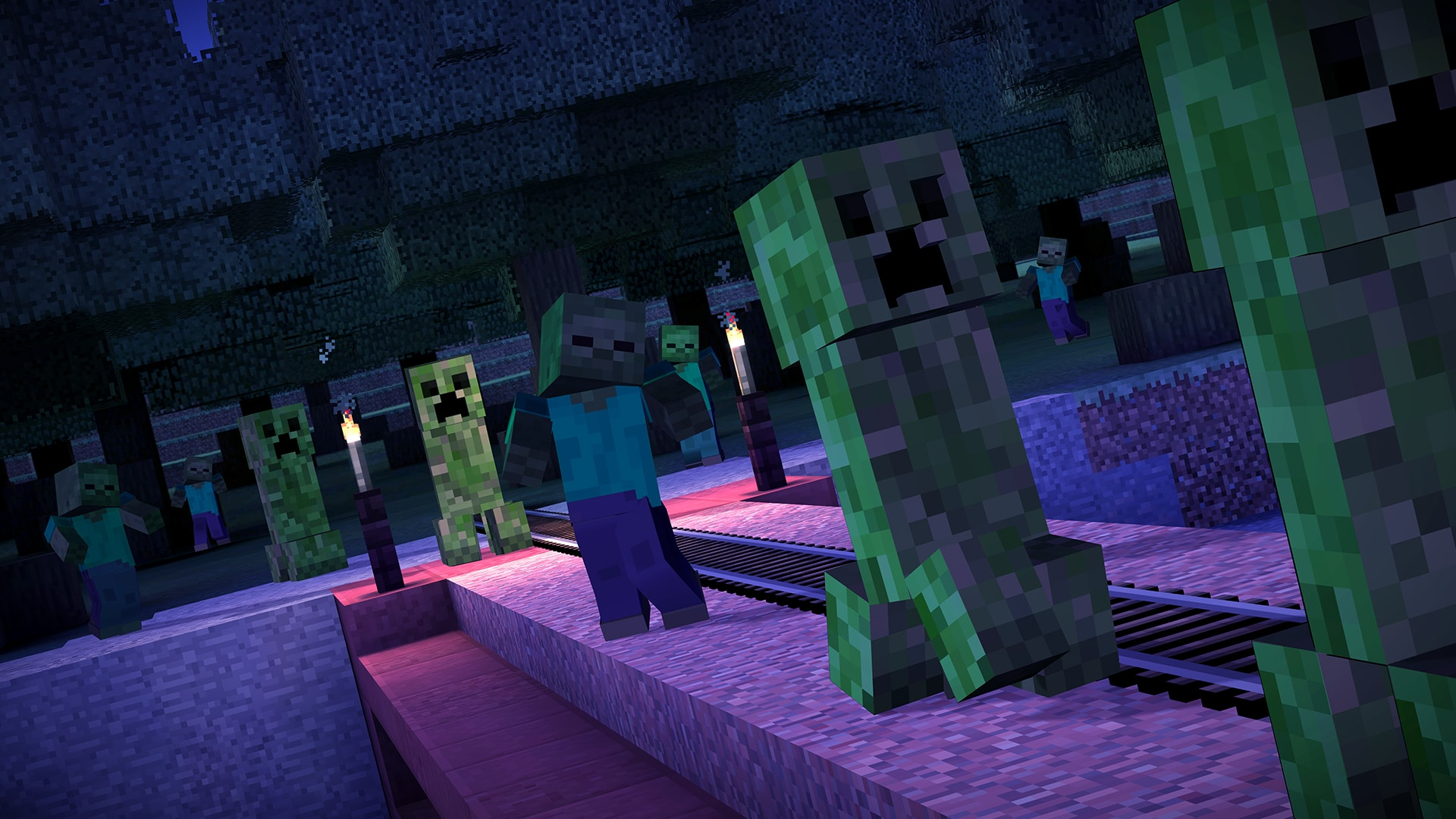 Minecraft Story Mode Screenshot – 2