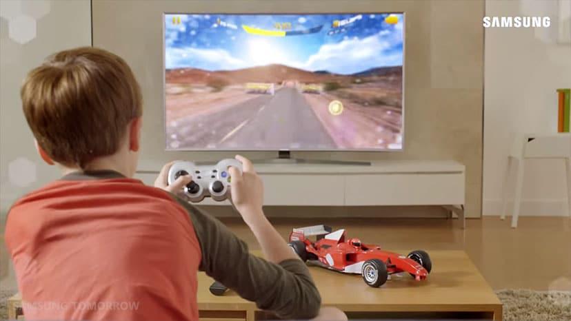 Smart TV sfida console_5