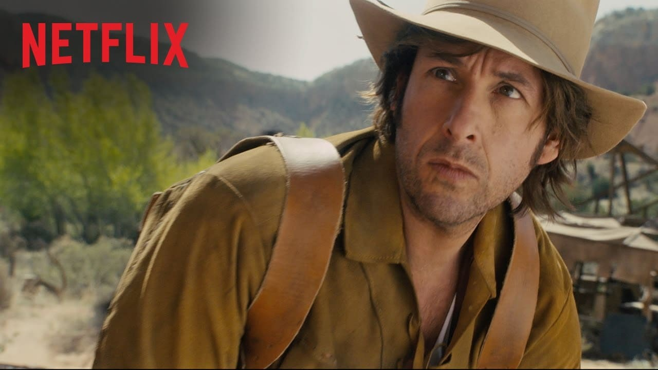 The Ridiculous 6 Netflix Italia