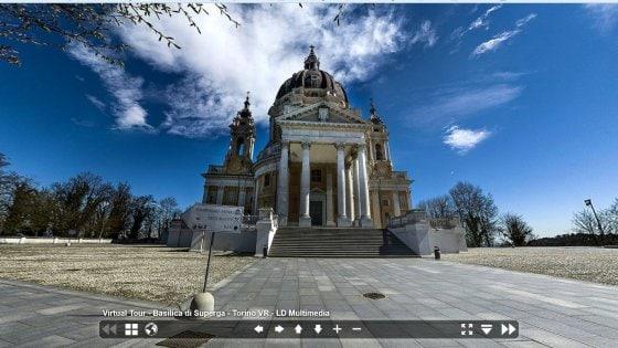 Torino è la prima città europea visitabile in realtà virtuale