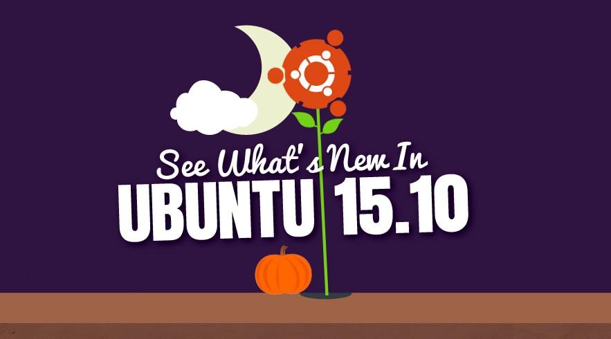 Ubuntu 15.10 disponibile, ecco cosa c'è di nuovo