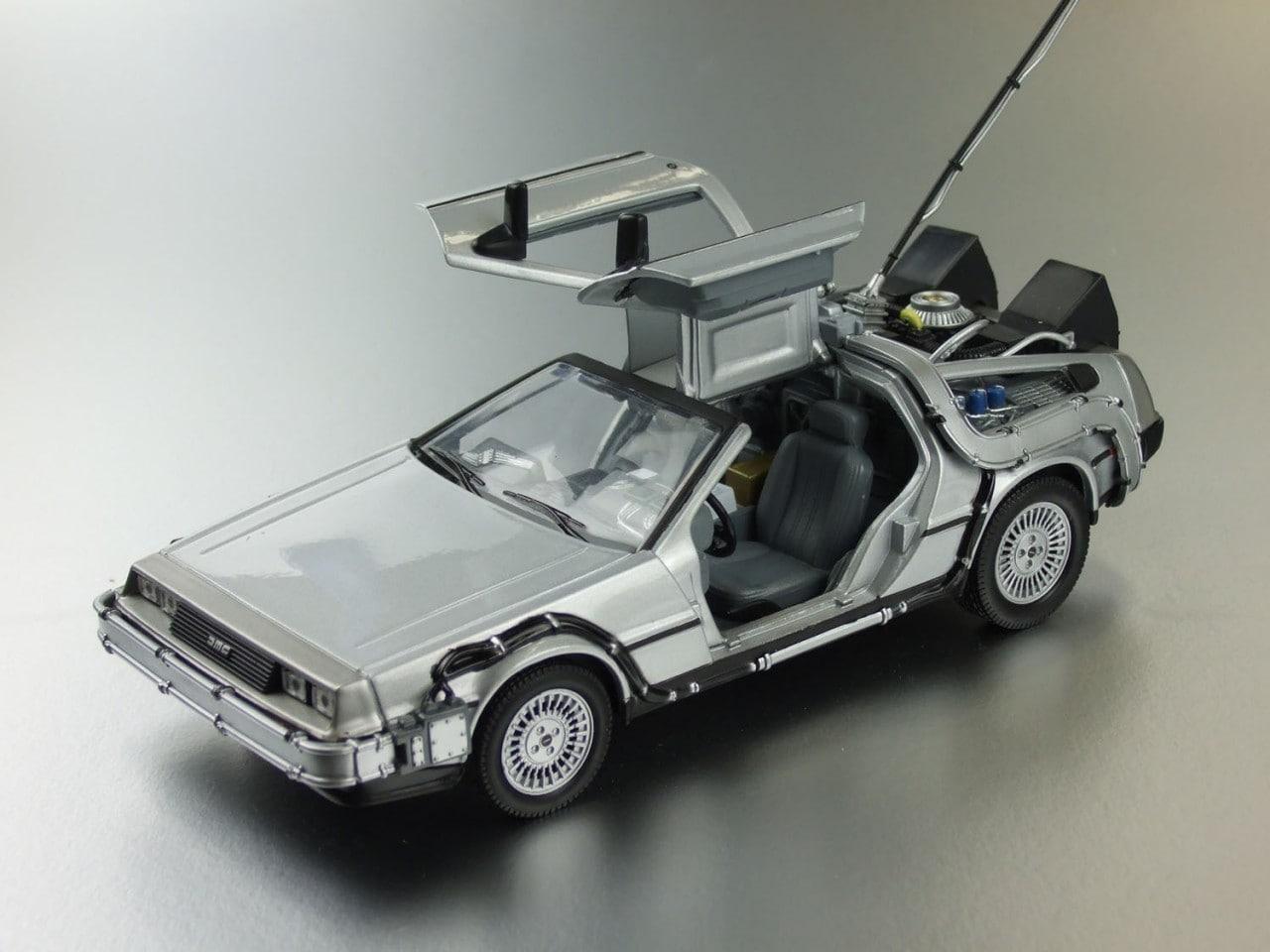 Welly DeLorean - 3