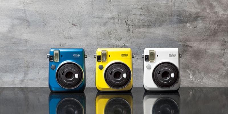 Fujifilm presenta Instax Mini 70, la fotocamera istantanea adatta ad ogni occasione (video)