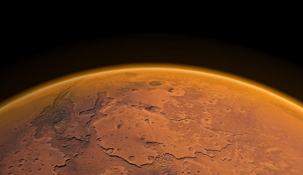 Laghi su Marte? In passato, forse anche adatti ad ospitare la vita