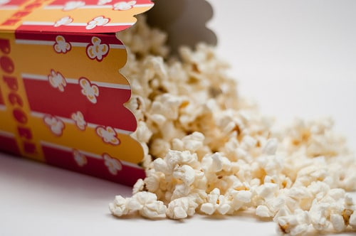popcorn time butter