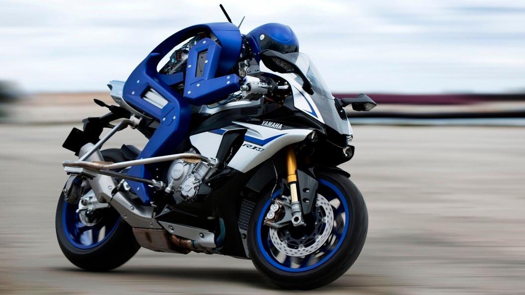 yamaha motobot robot sfida valentino