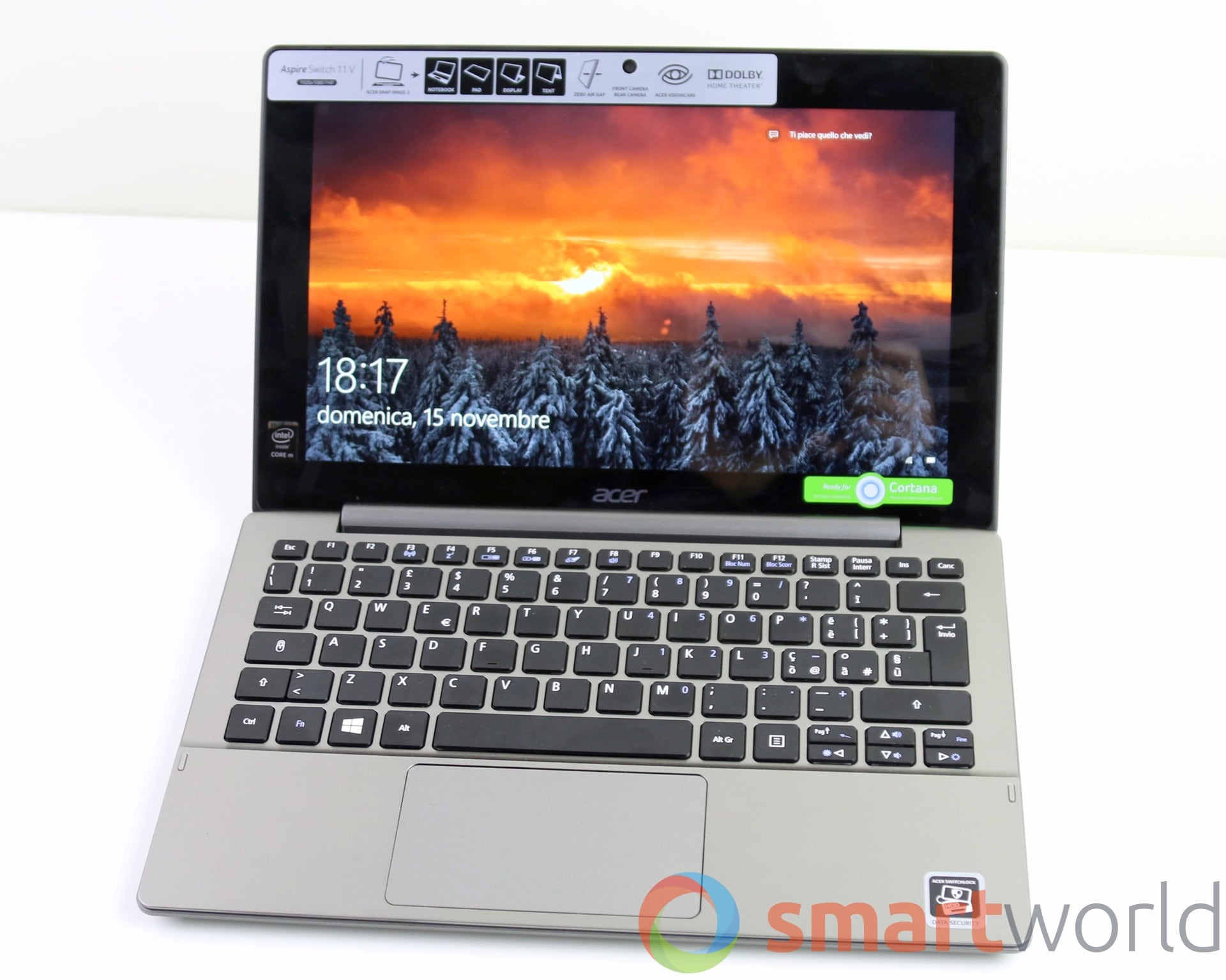Acer Aspire Switch 11 -15