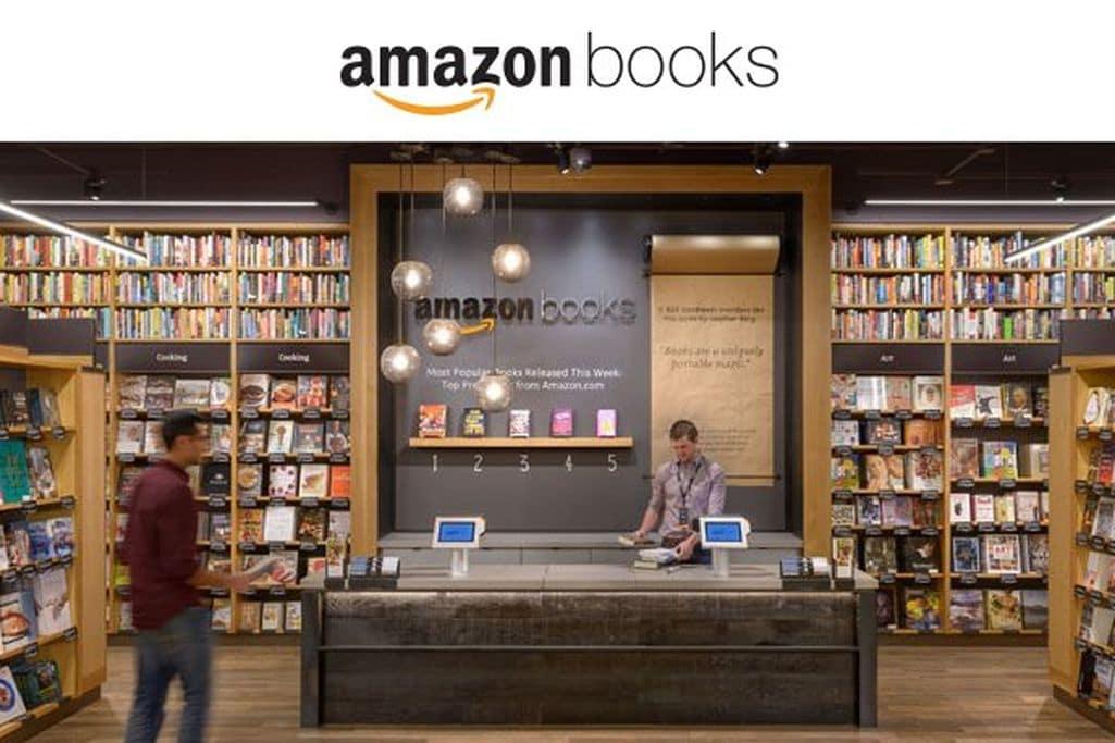 Amazon Books – 4