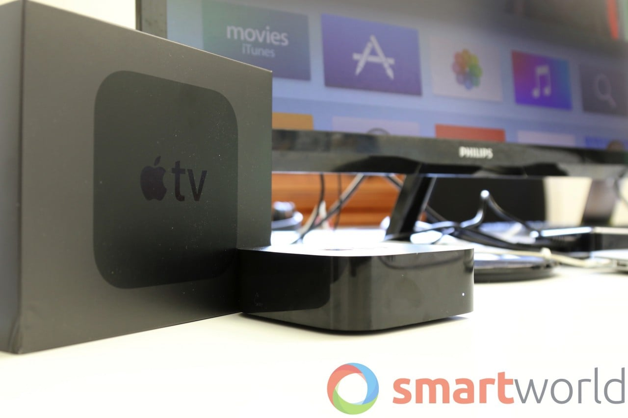 Apple TV (2015) di quarta generazione