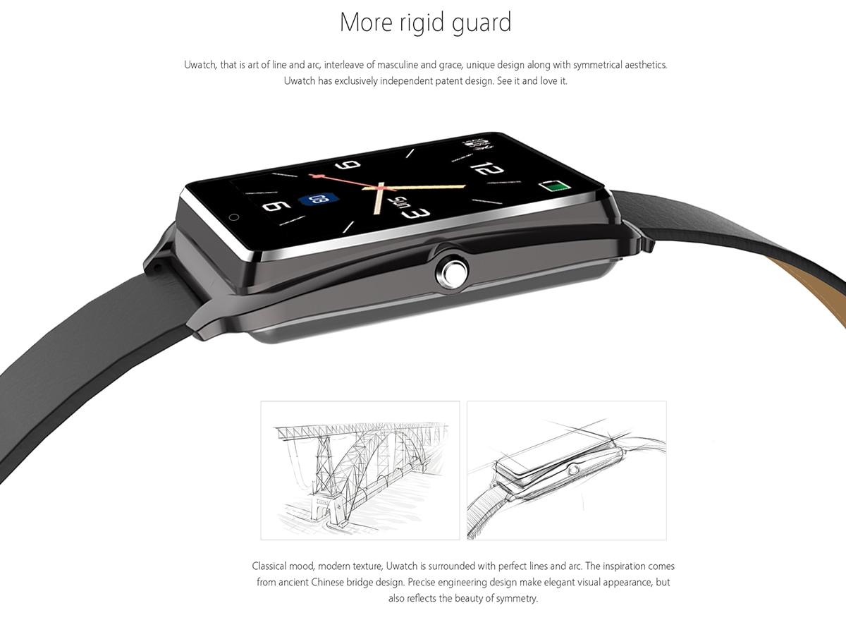 Bluboo U Watch, lo smartwatch da 30$, è già in pre-ordine