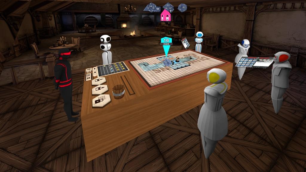 Dungeons Dragons realtà virtuale (1)