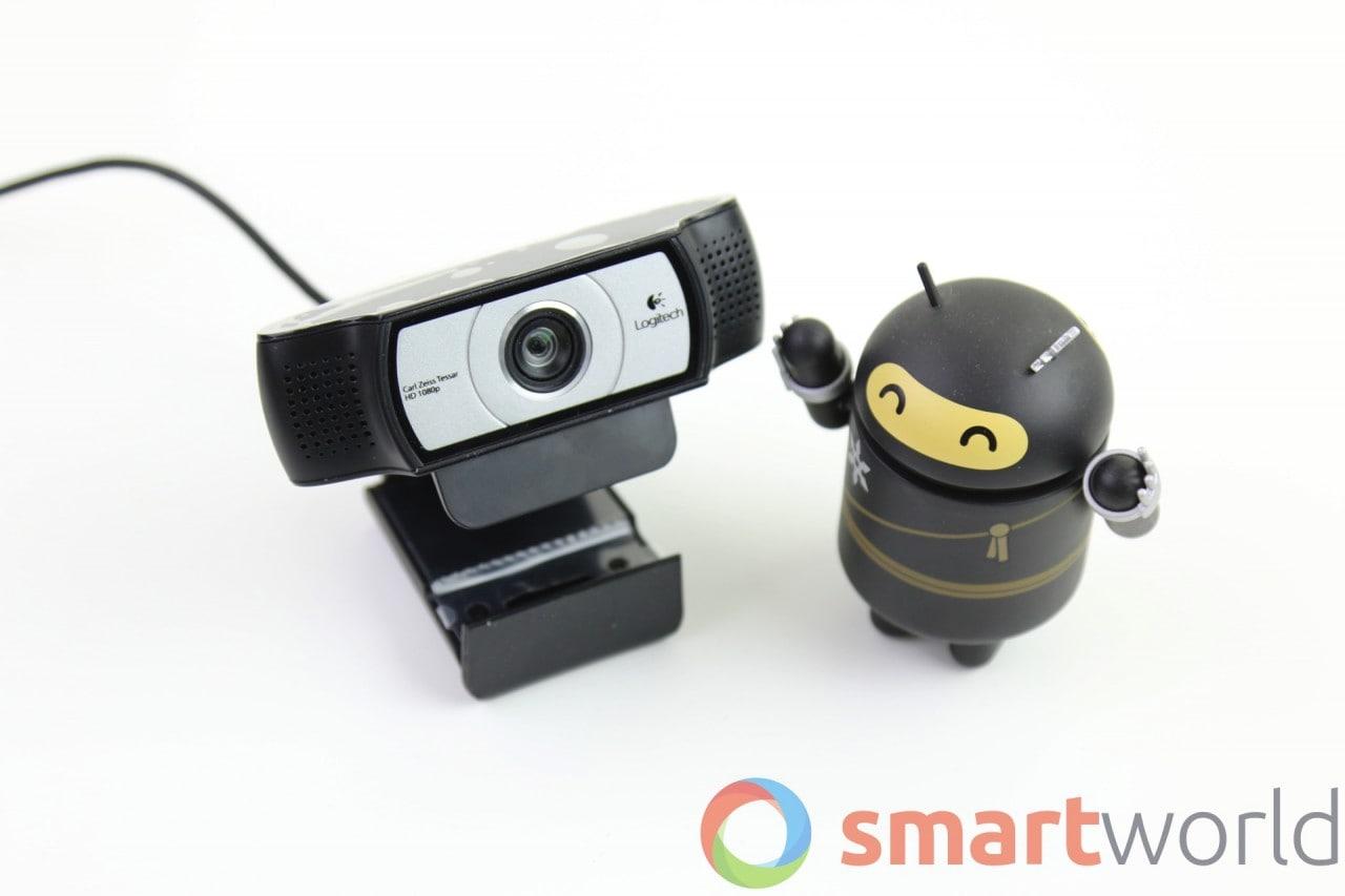 Logitech Webcam C930e -5