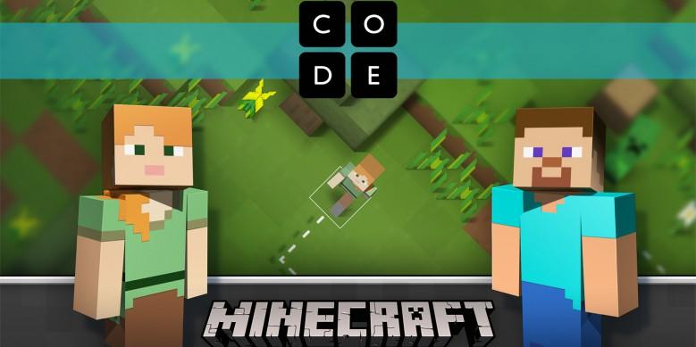 Microsoft vi insegnerà a programmare... giocando a Minecraft! (video)