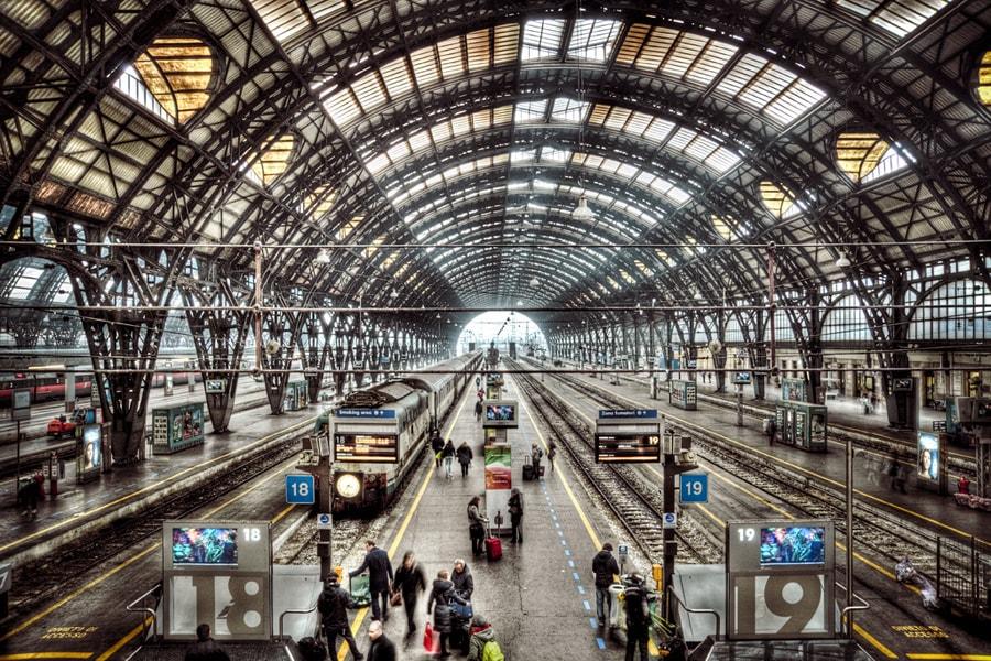 Milano centrale stazione