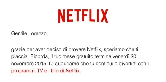 Netflix Scade