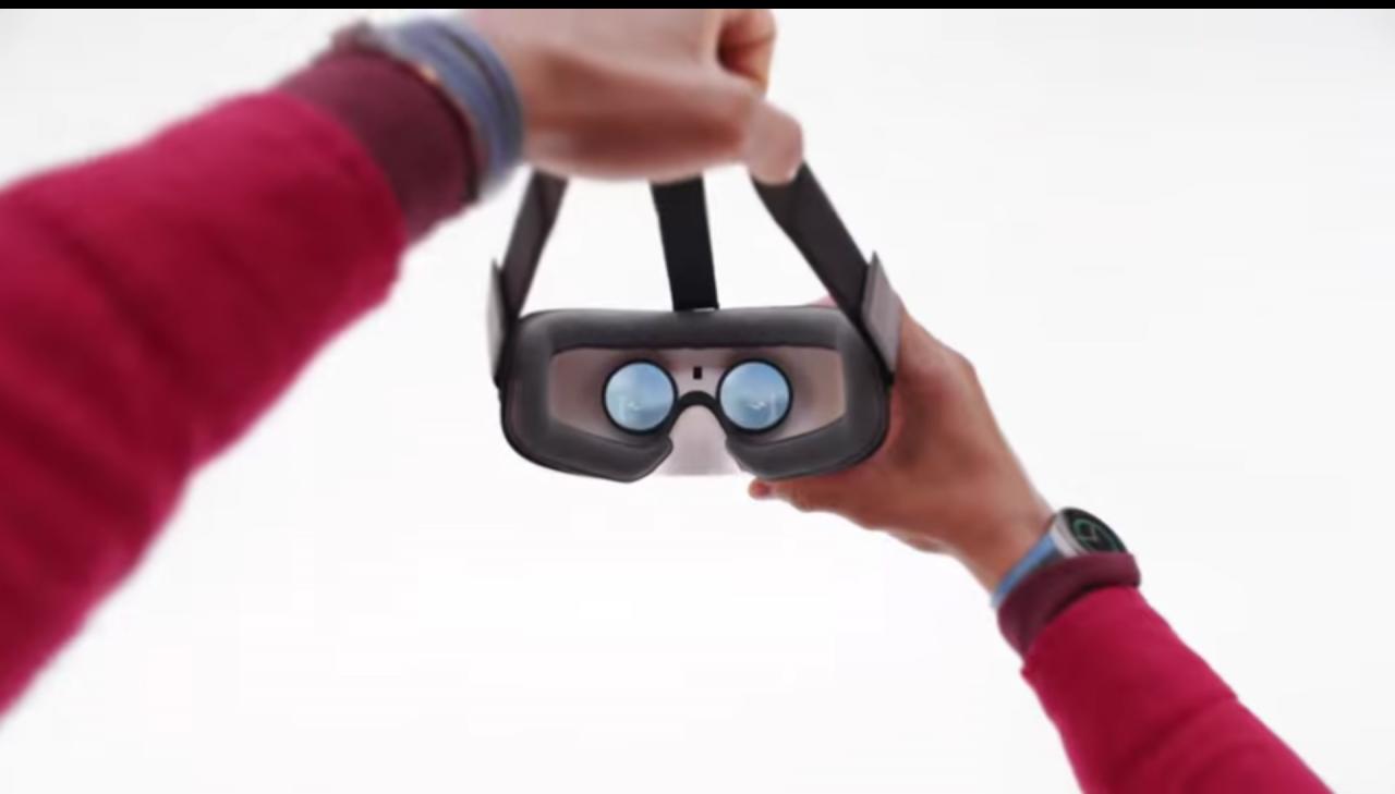 Nuovo Samsung Gear VR final